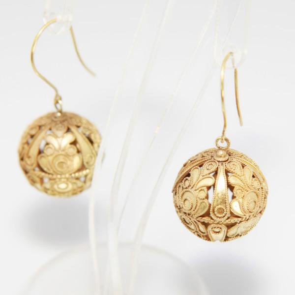 Pozlaćene peružine – dubrovački nakit