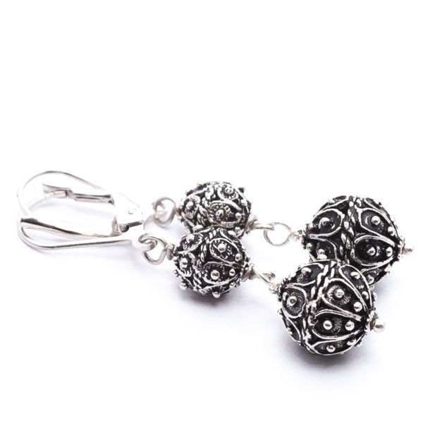 Sibenik buttons earrings