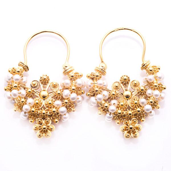 split-earrings