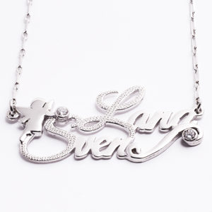 ogrlica s imenima