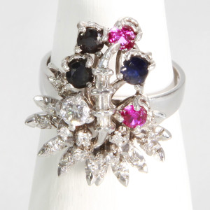 Jewelry with Precious Stones
