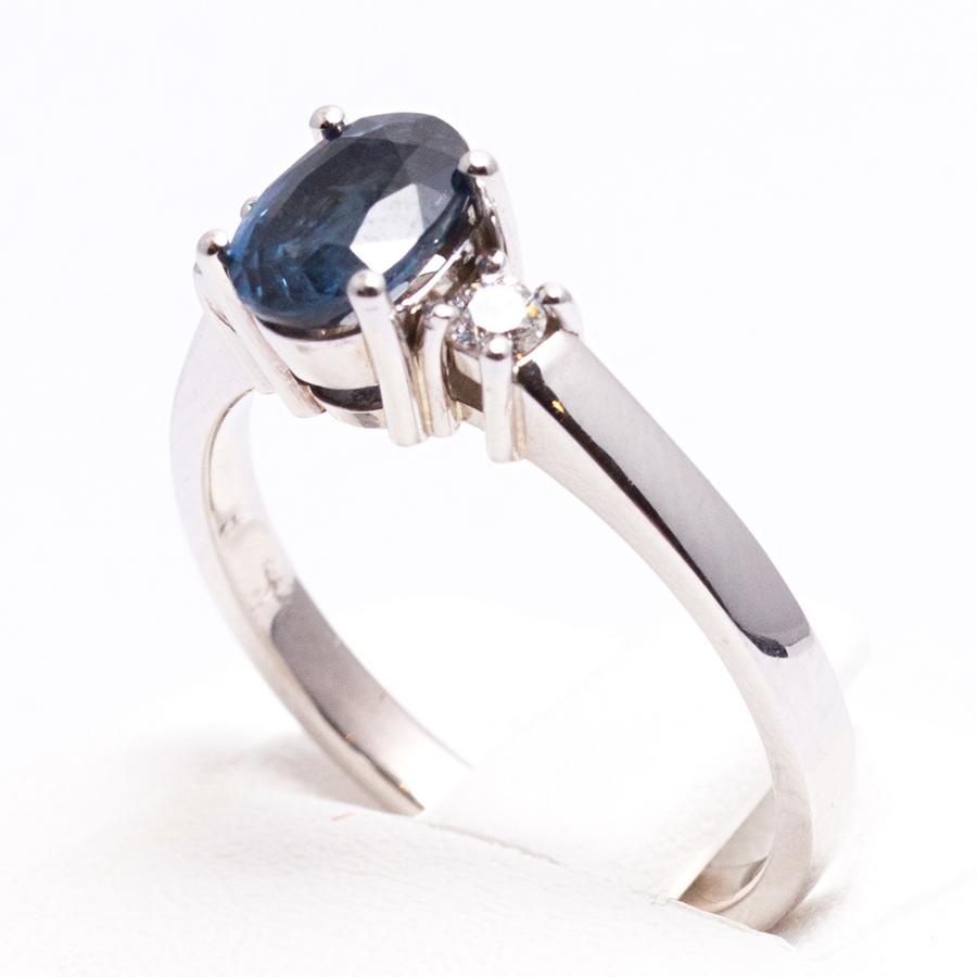 plavi safir