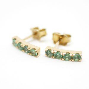 zlatne-nausnice-smaragdi