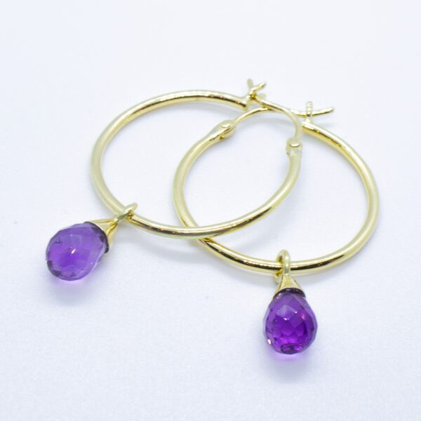 Zlatni ringovi / Ametist