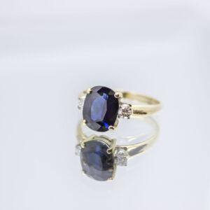 Prsten drago kamenje